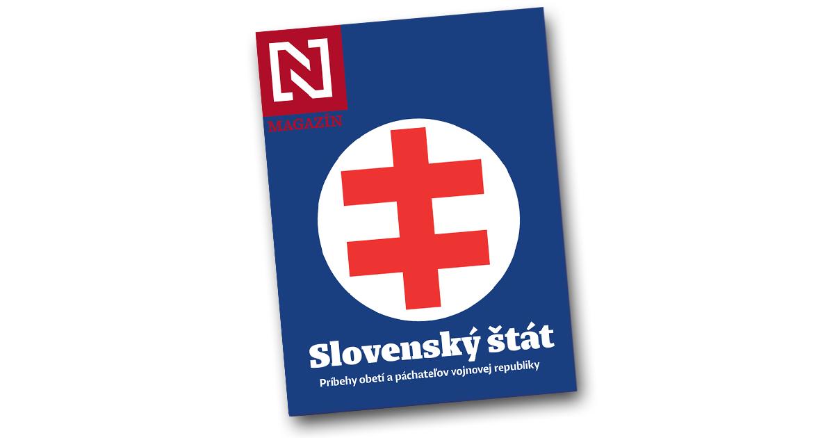 Magazín N o Slovenskom štáte zdarma na stredné školy